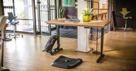 padded mat for standing desk topo standing desk mat 187 gadget flow