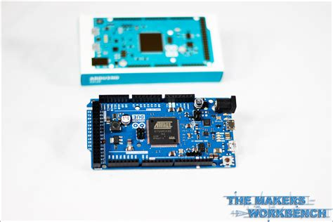 our arduino due overview posted on element14 the makers