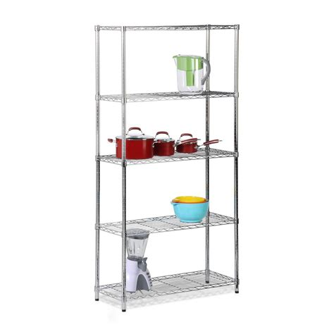 home depot daily deal shelving ex honey can do 5 shelf 72