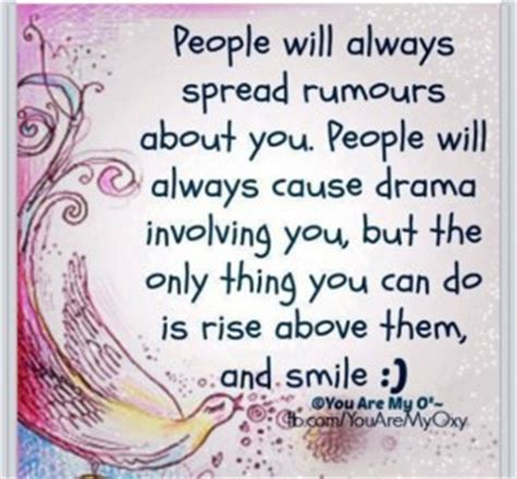 So Much For That Rumor Hollyscoop by Spreading Rumors Quotes Quotesgram