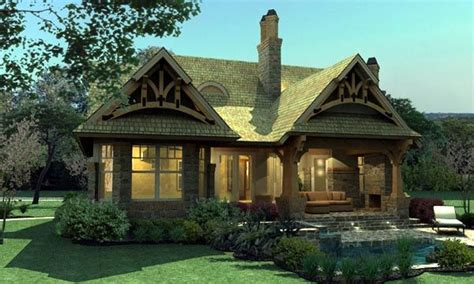 cottage and bungalow house plans craftsman bungalow cottage house plan tuscan craftsman
