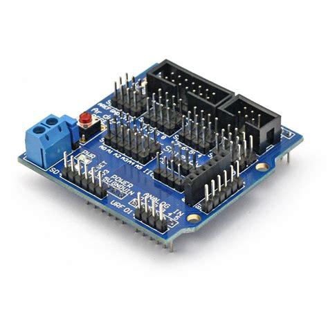 Expansion Board For Arduino Uno sensor shield v5 expansion board for arduino uno r3