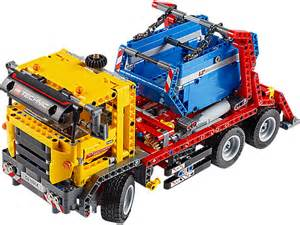 Lego Truck Container Truck Lego Shop