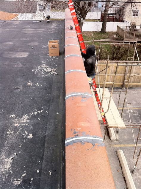 chimney masonry concrete cost for installaion midland
