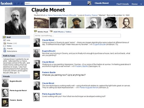 blogger profile fakebook a fantastic and fun way of doing projects mr