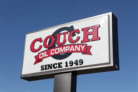 couch oil and gas commercial diesel residential propane heating oil