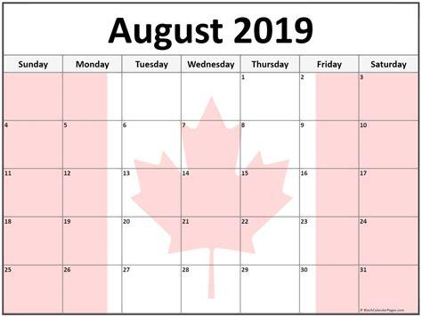 august  calendar canada august augustcalendar augustcalendar holiday calendar