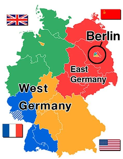 map of western germany expedition earth west and east germany