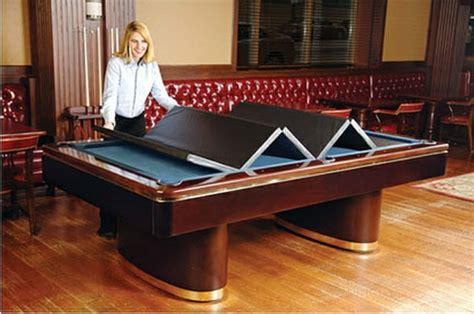 kombination billardtisch esszimmertisch billardtisch f 252 r kleine r 228 ume geeignet lustige