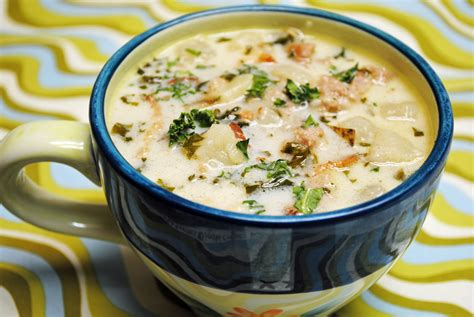 Olive Garden Toscana Soup Recipe by 301 Moved Permanently