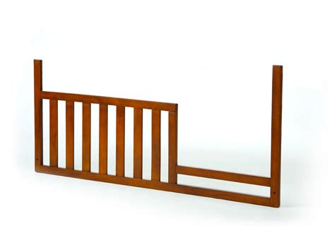 Baby Cribs Melbourne by Melbourne Toddler Guard Rail In Fawn By Munire Furniture
