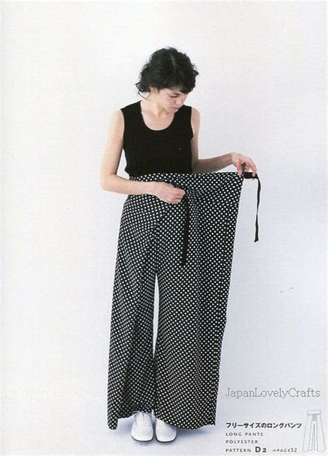 japanese pattern pants best 25 japanese sewing patterns ideas on pinterest