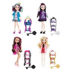 all after high dolls after high getting fairest dolls mattel