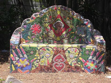 mosaic benches pinterest discover and save creative ideas