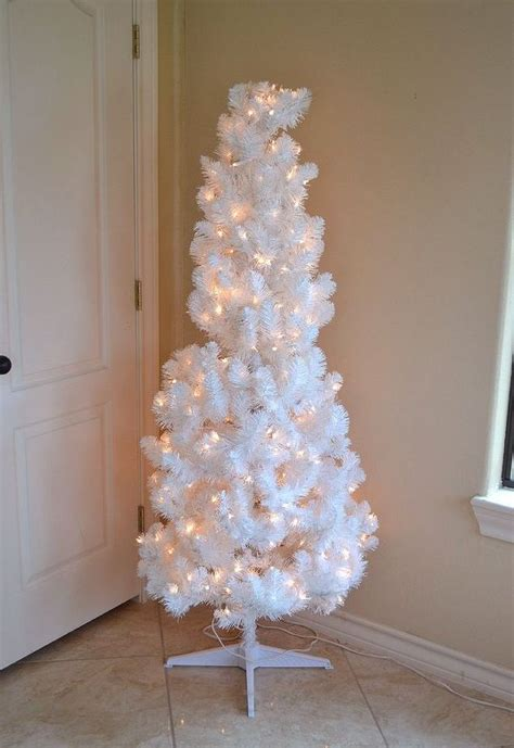 how do i fix my prelit xmas tree how to fill out a white artificial tree rainbow ombre hometalk