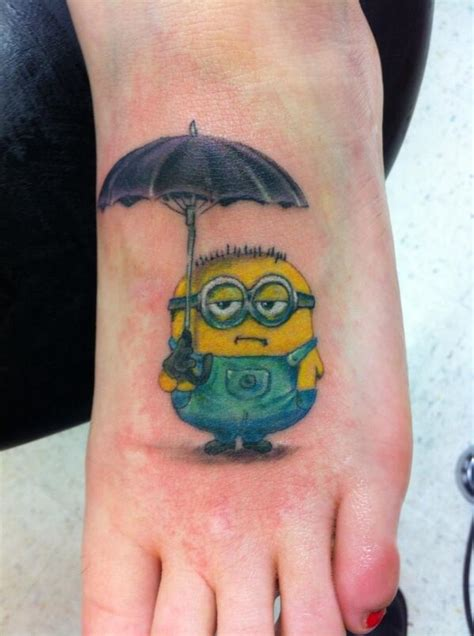 minion tattoo designs minion tattoos askideas