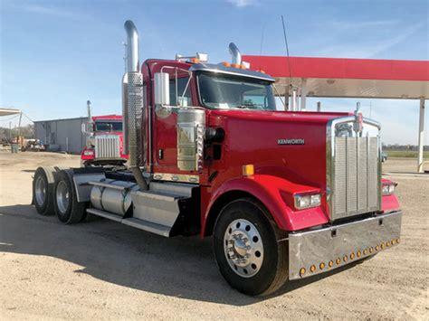 kenworth trucks 2016 2016 kenworth conventional trucks for sale used trucks on