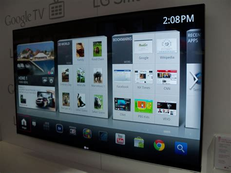 Tv Android Lg preview of lg tv androidtapp