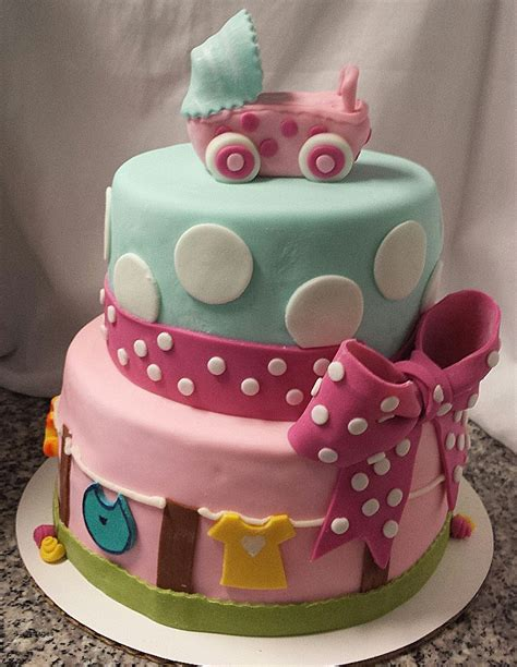 Single Layer Baby Shower Cakes by Baby Shower Cakes New Single Layer Baby Shower Cakes