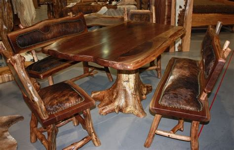 Best Wood For Furniture by Handmade Rustic Wood Furniture The Best Wood Furniture