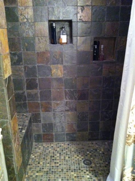 slate bathroom shower best 25 slate shower ideas on pinterest slate bathroom