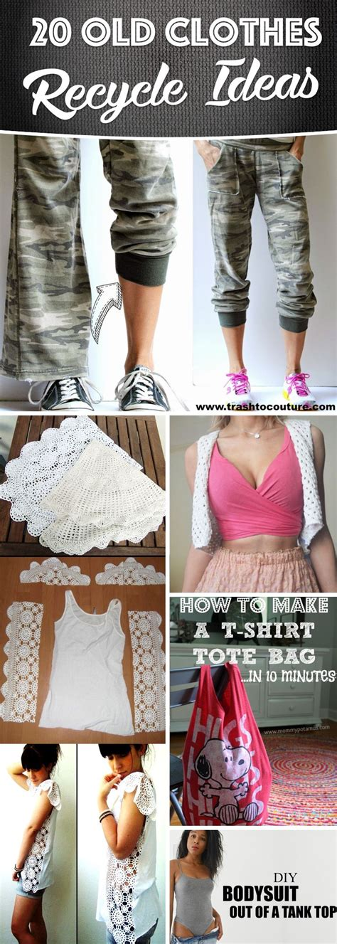 diy projects clothes best 25 recycled clothing ideas on 33 diy