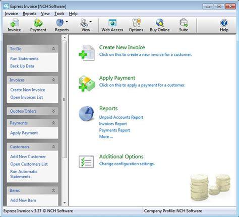 mobile billing software free download full version express invoice invoicing software free freeware version 4