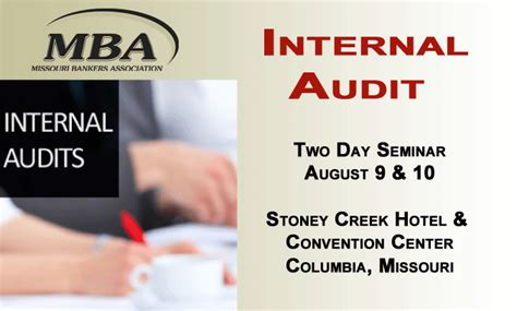Mba Audit by Home Missouri Bankers Association