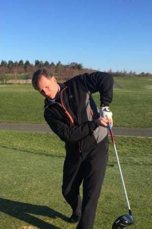 chicken wing golf swing extend thru don t chicken wing it powerscourt golf club