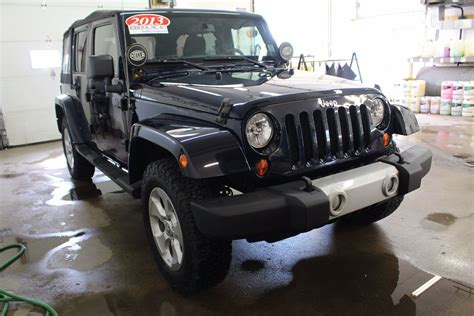 Soft Top For 2013 Jeep Wrangler Unlimited Used 2013 Jeep Wrangler Unlimited Soft And