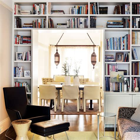 bookshelves for small spaces small home organization tips sunset