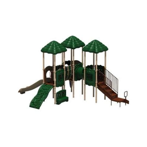 gap swing commercial ultra play discovery center commercial playground 4 deck