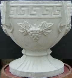Concrete Flower Pots Woodburn Concrete Flower Pots