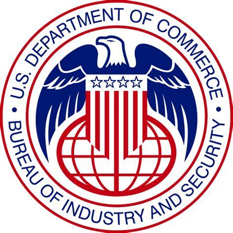 Department Of Commerce Finder Bureau Of Industry And Security Bis Logo Department Of Commerce