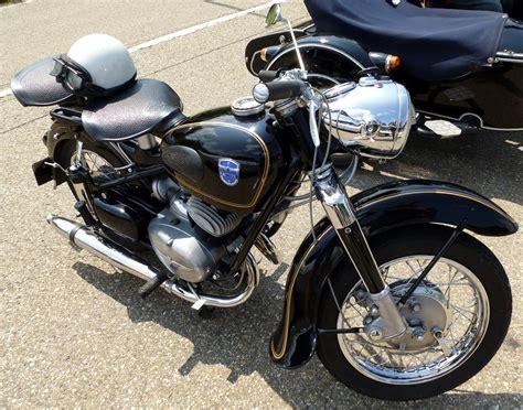 Motorrad Anmelden Frankfurt by Adler Oldtimer Motorrad Aus Den 1950er Jahren