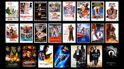 film james bond film james bond blogiversary bash 2015 cara s top 10 film franchises and