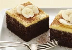 schoko bananen kuchen chocolate banana cake duncan hines 174