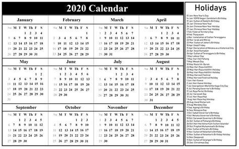 malaysia calendar  printable  calendars printable calendar template monthly