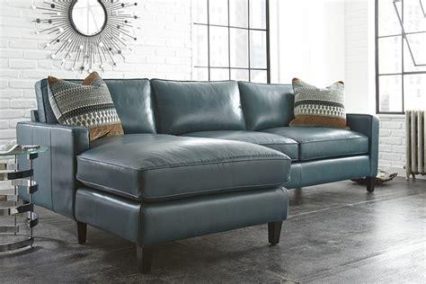 Green Leather Sectional Sofa Dallas Designer Furniture St Croix Blue Green Leather Sectional