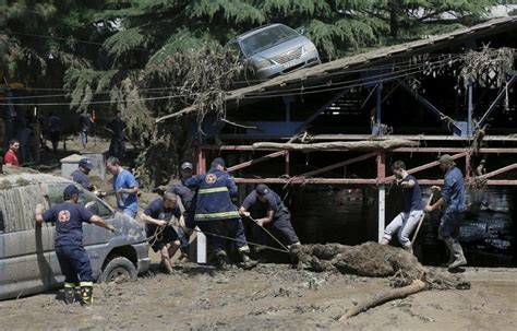 tbilisi search on for people zoo animals missing in georgia flood tbilisi search on for people zoo animals missing in