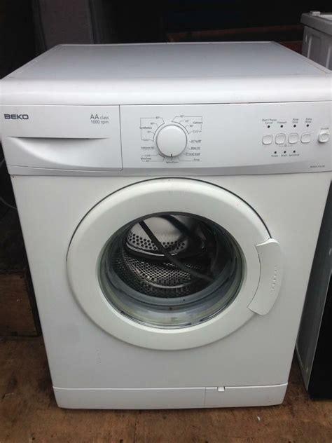 beko kg washing machine  torquay devon gumtree