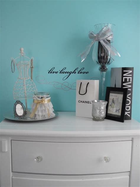 tiffany and co home decor tiffany and co inspired bedroom home design