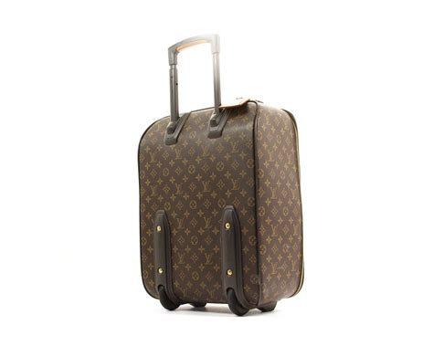 Bag Travel Lv W8020 louis vuitton monogram 45 travel luggage brown travel bag