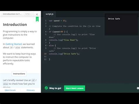 java tutorial like codecademy learn java script introduction to functions 1 13