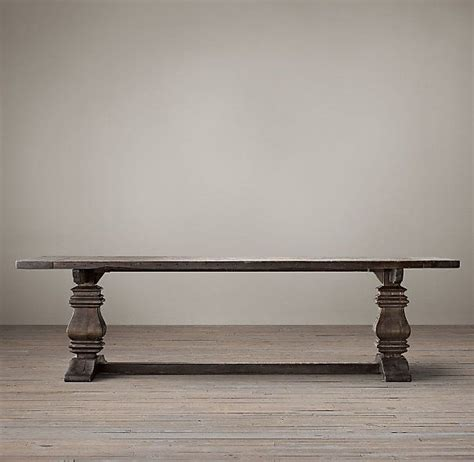 restoration hardware table l pin by king interior design on project creek run