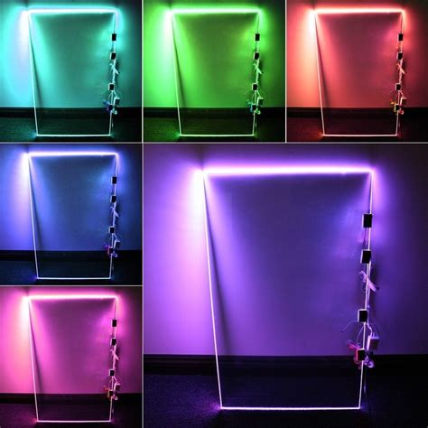 glasses with lights on them 12 best of glass shelves with lights