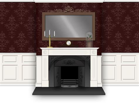 What Rhymes With Fireplace How To Do The German Smear On Brick Brown Hairs