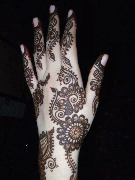 simple henna designs for hands step by step hijabiworld simple and easy henna designs for hands step by step