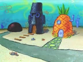 spongebobs haus spongebob squarepants images bottom hd wallpaper