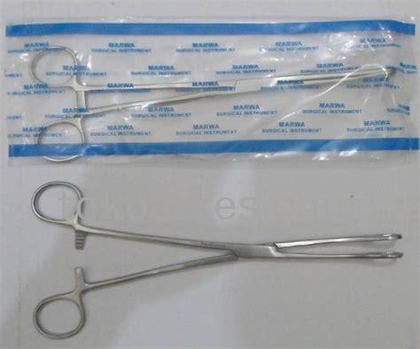 Sale Meiden Gunting Episiotomi 14cm sponge holder forcep marwa 25 cm tokoalkes